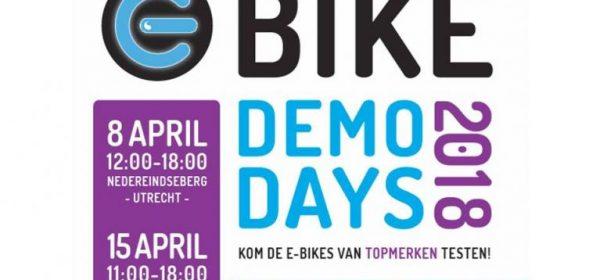 Topmerken lanceren eigen e-bike testevenement
